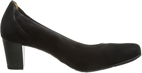 Gabor pumps 82.171.47 black suede