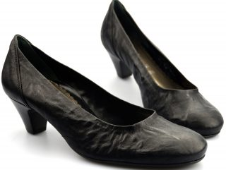 Gabor pump 82.170.27 black leather