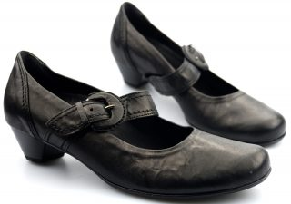 Gabor pumps 86.138.17 black leather