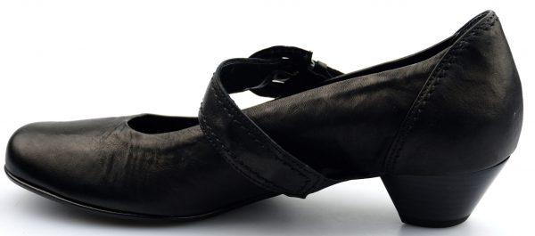 Gabor pumps 86.138.17 black leather
