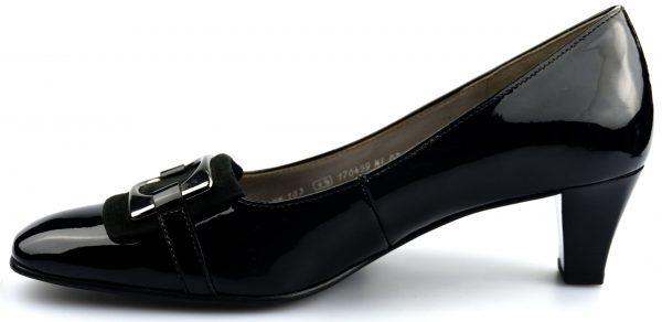 Gabor pumps 75.183.97 black leather