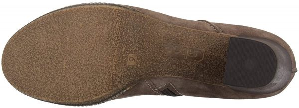 Gabor ankle boots 32.870.32 taupe suede