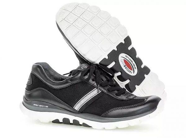 Gabor Rollingsoft 56.966.67 Rolling Shoes Women - Black