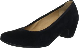 Gabor pumps 65.370.17 black suede