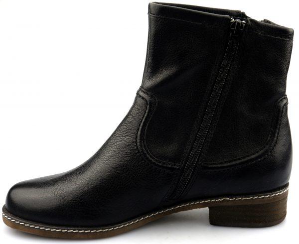 Gabor 92.725.27 women ankle boot black