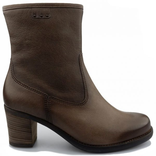 Gabor ankle boots 92.814.21 brown leather