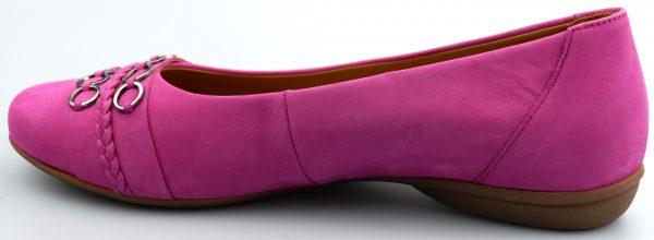 Gabor 42.626.58 ballerina pink nubuck
