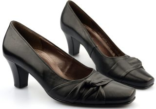 Gabor pumps 56.172.57 black Leather
