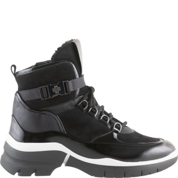 Högl ankle boots Homey 0-106315-0101 black patent leather