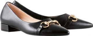 Högl ballerinas Elodie 0-102010-0100 black smooth leather