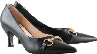 Högl pumps Quincy 0-106010-0100 black leather