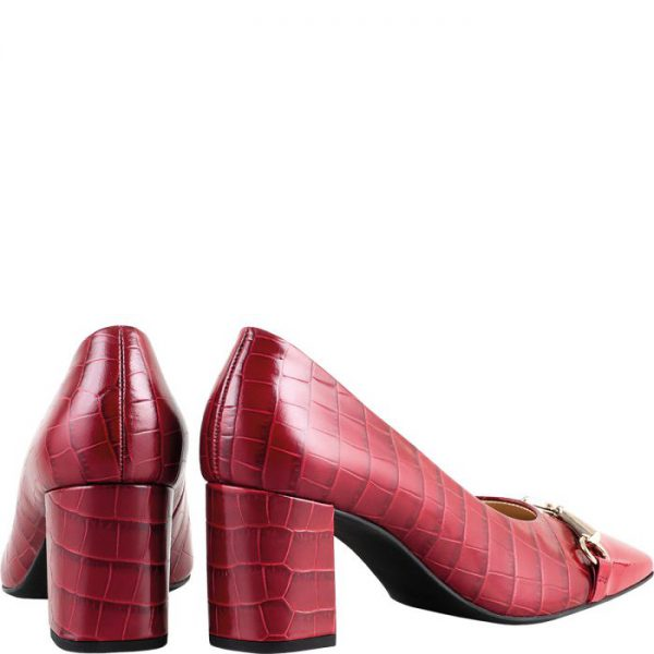 Högl pumps Romy 0-105044-8300 red leather