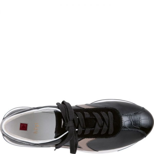 Högl sneakers Authentic 0-102350-0100 black smooth leather