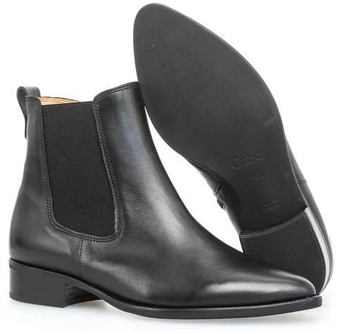 Gabor 51.660.27 Women Ankle Boots - Black