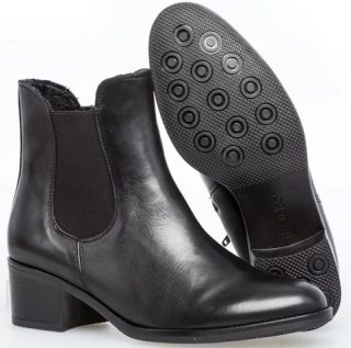 Gabor 51.650.87 Women Ankle Boots - Black