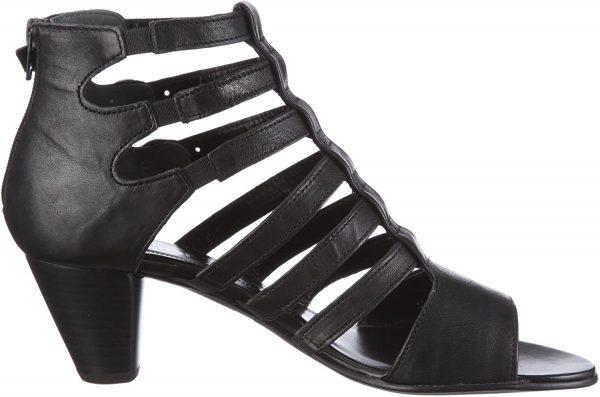 Gabor sandal 25.873.57 black leather