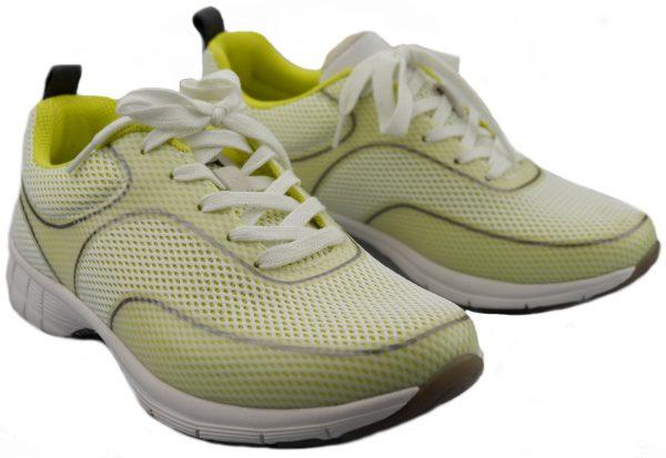 Gabor sport series 64.353.41 white lime textile mesh