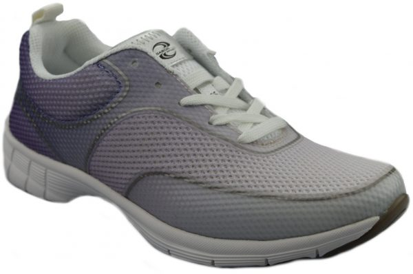Gabor sport series 64.353.43  white/lila   textile/mesh