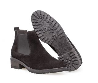 Gabor ankle boots 51.610.80 Black suede