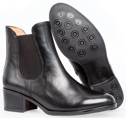 Gabor 51.650.27 Women Ankle Boots - Black