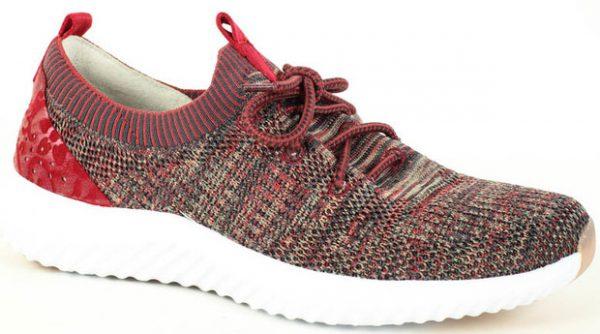 Gabor Rollingsoft 26.980.18 Women Walking Shoes - Red