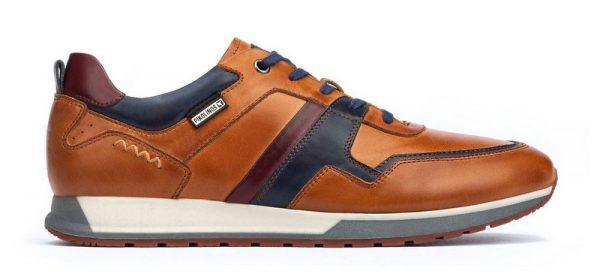 Pikolinos M5N-6344C1 Men's Sneaker - Brown
