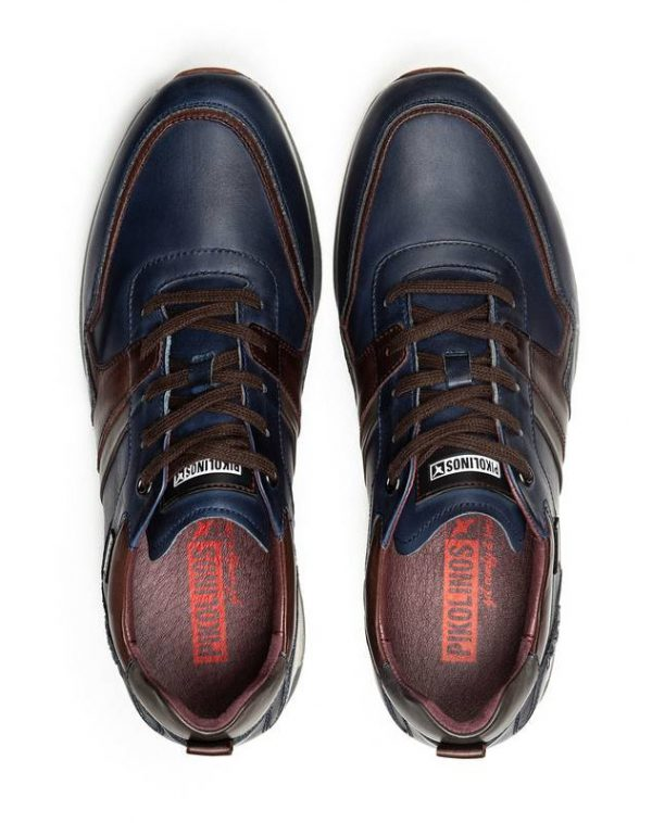 Pikolinos M5N-6344C1 Men's Sneaker - Blue