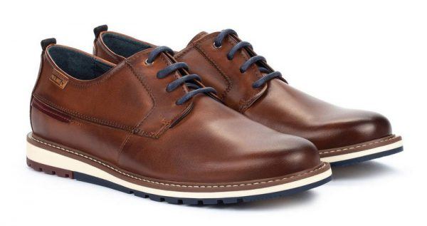 Pikolinos M8J-4314 Men's Lace Shoe - Brown