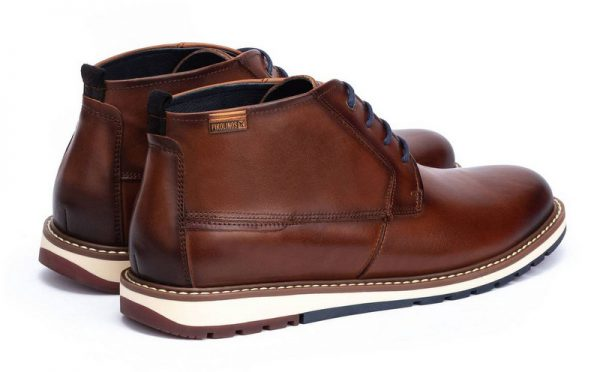 Pikolinos M8J-8198 Men's Ankle Boots - Brown