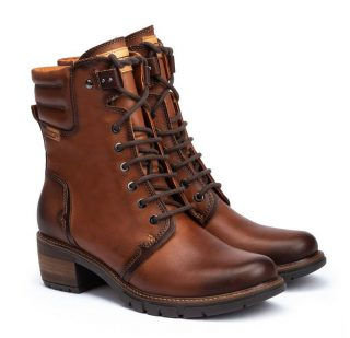 Pikolinos W1T-8812 Women Boots - Brown