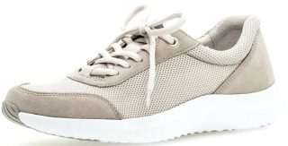 Gabor Rollingsoft 26.981.60 Women Walking Shoes - Beige