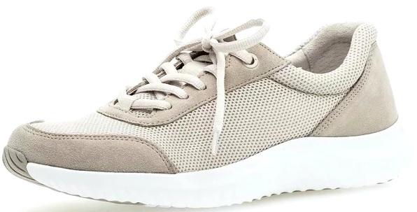 Gabor Rollingsoft 26.981.60 Women Walking Shoes - Beige