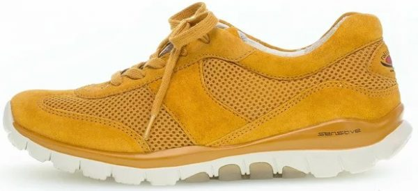 Gabor Rollingsoft 56.966.30 Rolling Shoes Women -  Yellow