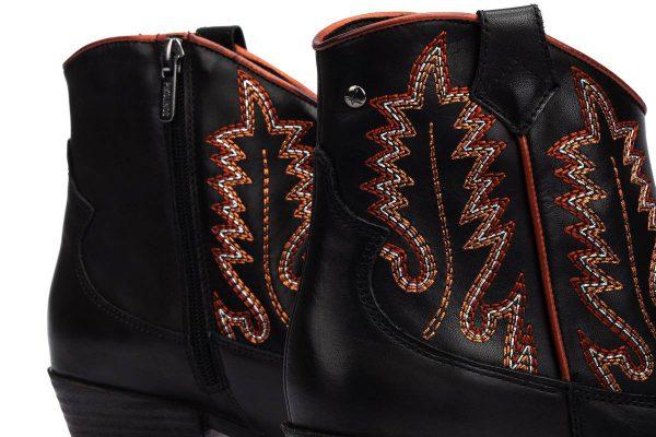 Pikolinos VERGEL W5Z-8784  Women Ankle Boots - Black