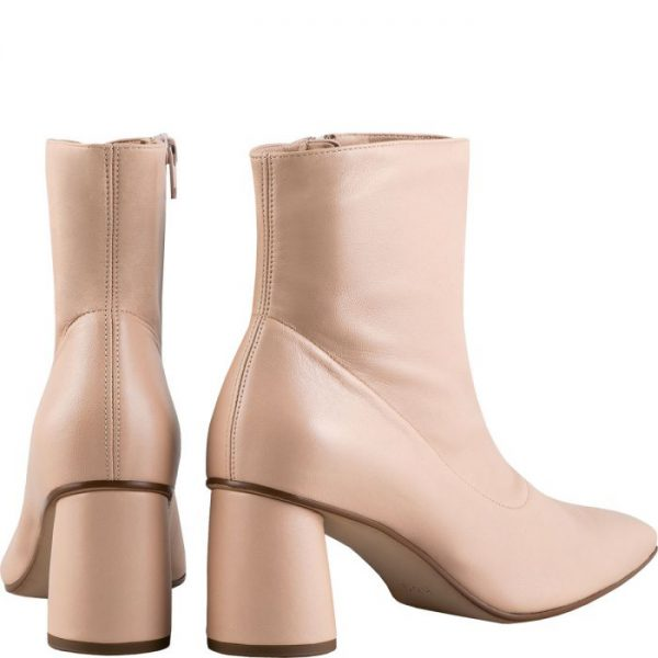 Högl ankle boots Cupido 9-106900-1800 nude leather