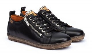 Pikolinos LAGOS 901-6536 Women Lace-up Shoe - Black