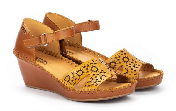 Pikolinos MARGARITA 943-1691C1 Women Sandal - Brown