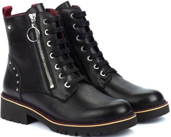Pikolinos VICAR W0V-8610  Women Ankle Boots - Black