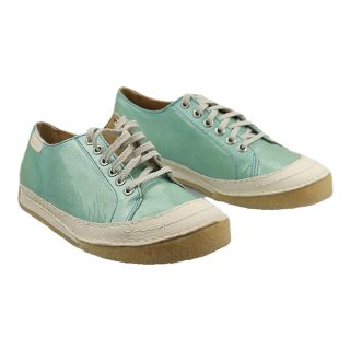 Clarks Originals STREET CHIC light blue patent leather
