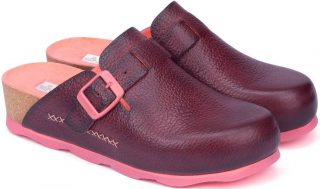 Pikolinos Laredo W9R-3575 Leather Women's Mule - Arcilla