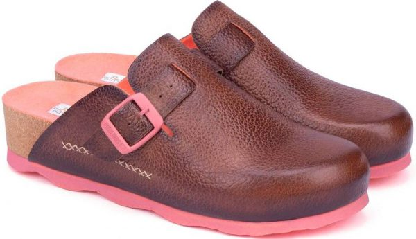 Pikolinos Laredo W9R-3575 Leather Women's Mule - Cuero