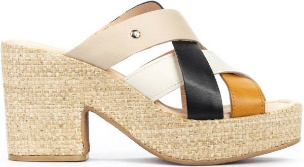 Pikolinos SAN JUAN W1Y-1796C1 Women Sandals - Mostaza