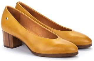 Pikolinos CALAFAT W1Z-5512 Women's Pumps - Honey (yellow)