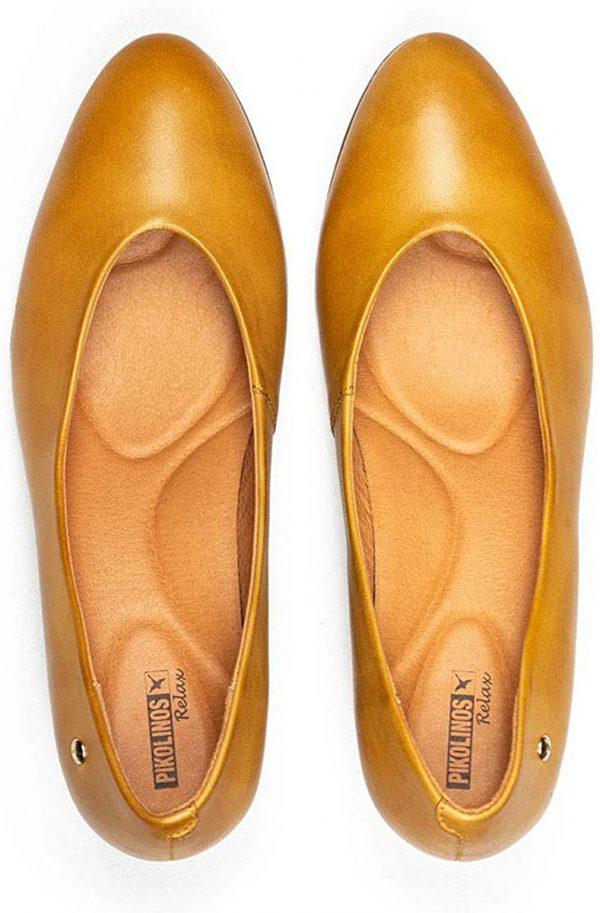 Pikolinos CALAFAT W1Z-5512 Women's Pumps - Honey (yellow)