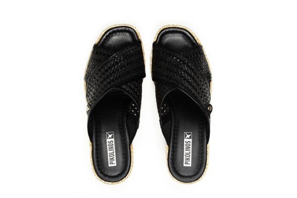 Pikolinos SAN JUAN W1Y-1799C1 Women Sandals - Black