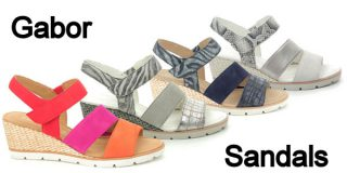 Gabor Sandals and Slippers