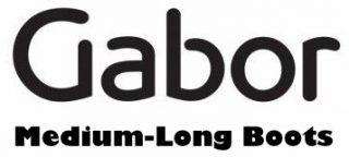 Medium-Long Boots Gabor